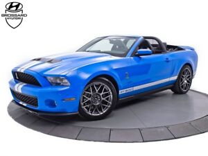 2012 Ford Mustang MUSTANG SHELBY GT500 !