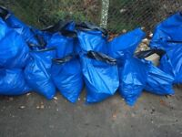FREE Bags Rubble / Hardcore