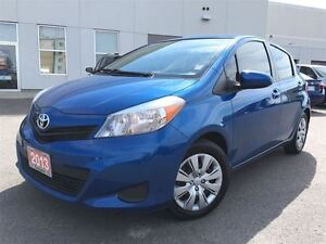 2013 Toyota Yaris LE|BLUETOOTH|ONE OWNER|AC|AUTO