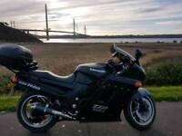 Kawasaki zzr1100 1992 mot 2019 (No advisories) ex cond/heated grips/top box/panniers
