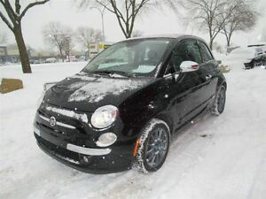 2015 Fiat 500C Lounge*LEATHER SEATS*BEATS PREMIUM AUDIO