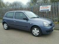2007 07 renault clio 1.2 immaculate car
