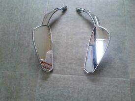Harley Davidson Tribal Mirrors - Still in Box