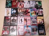 Selection of DVDs x 22