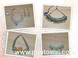 Various pieces of costume jewellery **ALL BRAND NEW**