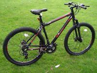 Barracuda Draco 3 mountain bike £165