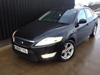 2009 ford mondeo 2.0 tdcci 140 diesel moted 1 year full history