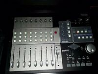 Tascam fw1082 w/ Motorised faders (Interface/Control)