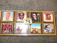 Box Set of 8CD Country Greats Collection