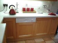 maple solid kitchen replacement doors