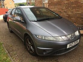 2006 Honda Civic 1.4 Petrol.