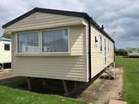 Willerby mistral 3 bedroom caravan 2017 model on skipsea sands holiday park on the Yorkshire coast