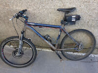 electric mountain bike 250W Front Wheel Drive, 48V Lithium Battery Included, kit or whole bike