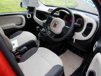 FIAT PANDA 0.9 TWINAIR LOUNGE 5d 85 BHP (red) 2013