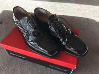 MEN's PATENT LEATHER FORMAL EVENING SHOES