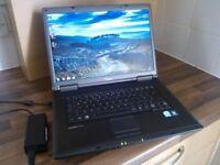 Fujitsu Windows 7 Laptop in perfect working order.