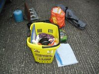 Camping Stove, Equipment, Chairs and Accessories