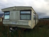 Good static caravan for quick move