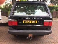 RANGE ROVER 4.L HSE BLACK CLEAN WITHOUT MOT GOOD ENGINE