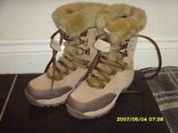 HI-TEC ST MORITZ 200 Womans Waterproof Walking boots