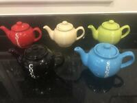 Price&Kensington Tea Pots Canisters
