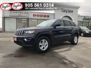 2017 Jeep Grand Cherokee Laredo 4x4 w/Heated Steering Wheel, Pow
