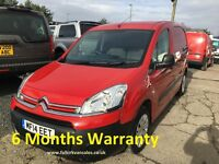 Citroen Berlingo L1 1.6 HDI 75 625KG ENTERPRISE