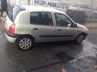 Renault Clio, cheap car good runner