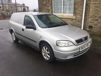 Vauxhall Astra van 2004 only 96,000 miles 1.7 cdti