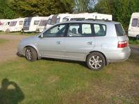 Kia Carens 2ltr turbo diesel MPV/Estate.