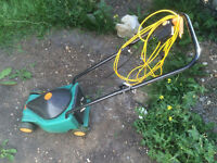 Challenge 900w corded lawnmower - Without Grass Box