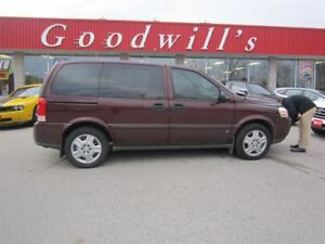 2008 Chevrolet Uplander LS! SHORTY! LOW KM! WELL OILED!