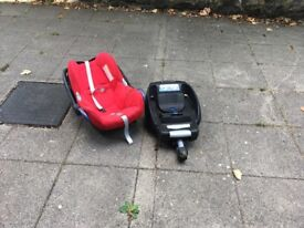 New born to 10kg v tech maxi cosi car seat. Used but good condition.