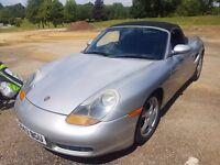 1999 'S' Reg Porsche Boxster - Ready for the Summer!