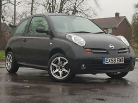 Nissan Micra 1.2 16v Hatchback 3dr Petrol Manual(( warranted Mileage+12M MOT))