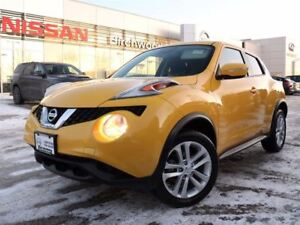 2015 Nissan Juke SV Local Trade, Great Condition!