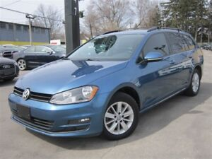 2015 Volkswagen Golf 2.0 TDI ~WAGON~MANUAL~114KMS~ONE OWNER !!!