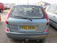 2001 NISSAN ALMERA, 2.2L DIESEL, BREAKING PARTS ONLY, POSTAGE AVAILABLE NATIONWIDE