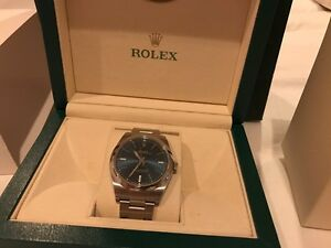 Rolex Oyster Perpetual 39 (114300) Richmond Yarra Area Preview