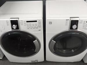 Kenmore AST Laveuse Secheuse Frontales Frontload Washer Dryer