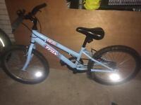 Girls Trax TR20 Bike for sale  Northumberland