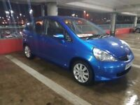 2005 Honda Jazz 1.4 SE, Years MOT, Service History, Warranty, Cheap car, low miles