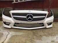 Mercedes CLS350CDI W218 AMG FRONT BUMPER