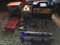 Stanley max series 160amp welder