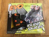 Child rollerblades / inline skates (size J13-3)