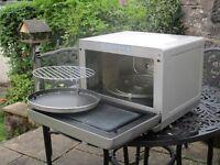 Whirlpool microwave oven JT366/SL