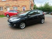 2012 FORD FIESTA 1.4 ZETEC DIESEL, TAX £20, 70 MPG, MOT APRIL 2019, 1 KEEPER, HPI CLEAR