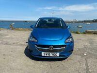 Vauxhall Corsa 2016 1.4 petrol new mot
