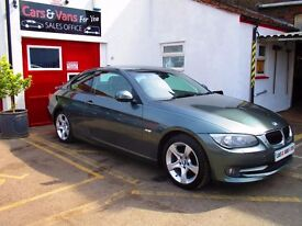 2006 BMW 3 SERIES 2.0 320d SE 2dr THIS CAR HAS OVER £4675 EXTRAS