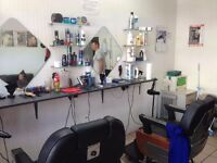Barbers Chair to rent in hairdressers - Newbury Park, Ilford